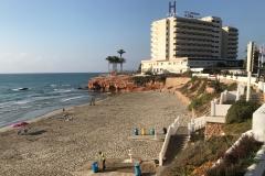 Playa Cala Cerrada / Hotel La Zenia